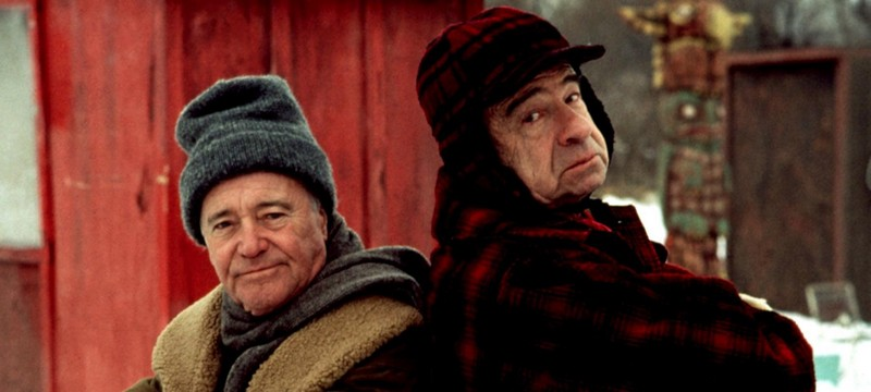 GRUMPY OLD MEN, Jack Lemmon, Walter Matthau, 1993