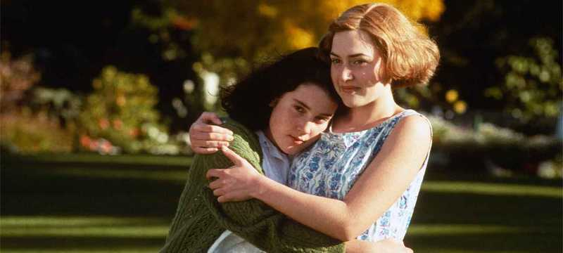 Heavenly Creatures (1994) Directed by Peter Jackson Shown: Melanie Lynskey (as Pauline Yvonne 'Parker' Rieper), Kate Winslet (as Juliet Hulme)