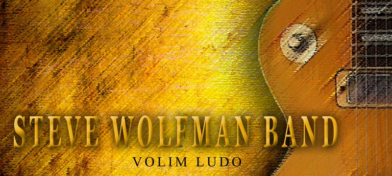 m_steve-wolfman-band_volim-ludo_single