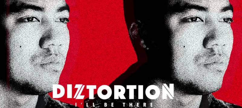 m_diztortion_ill-be-there_single_ST