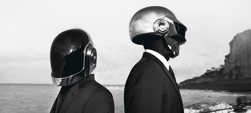 Picture Shows: Daft Punk - Poster Artwork