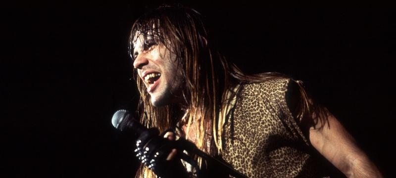 Bruce Dickinson: legendarni lider Iron Maidena