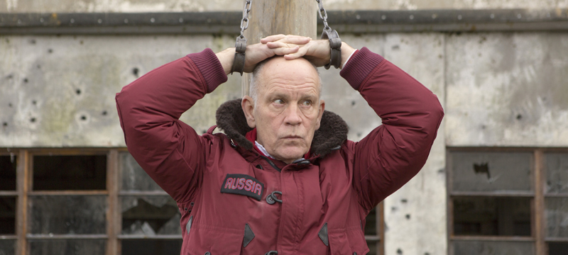 JOHN MALKOVICH stars in RED 2 Photo: Frank Masi, SMPSP © 2013 Summit Entertainment, LLC.  All rights reserved.