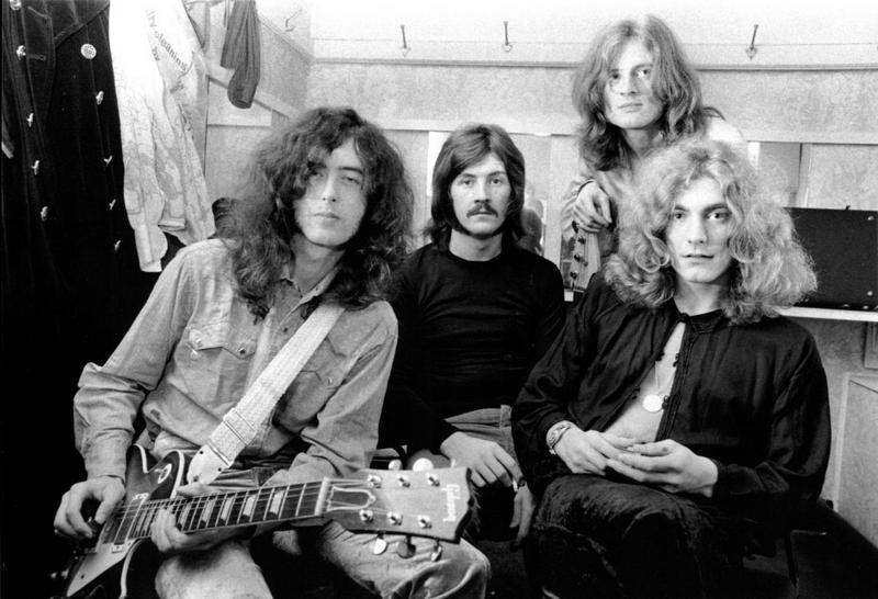 Led Zeppelin File Photos