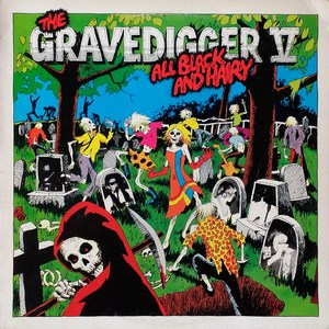 mka_the-grave-digger-V_all-black-and-hairy_1984_cover