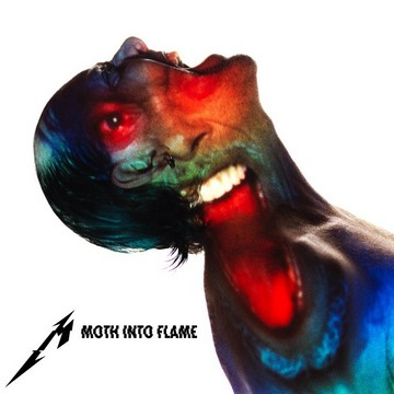 Metallica - Moth Into Flame - front