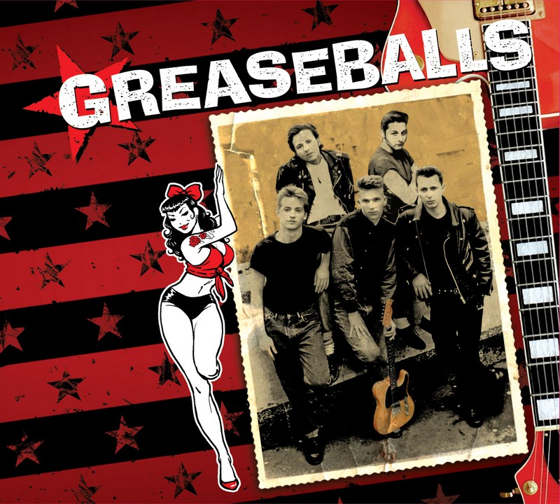 Greaseballs [Dancing Bear, 2016.]