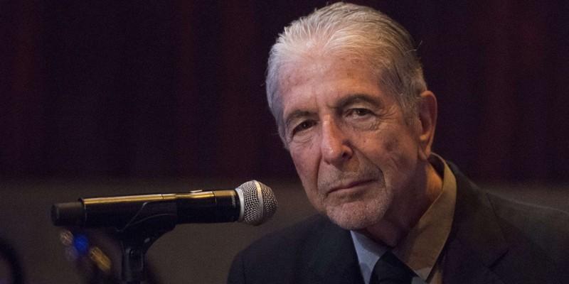 An Evening With Leonard Cohen