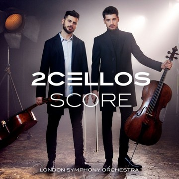 2cellos (Game Of Thrones, single) [cover]