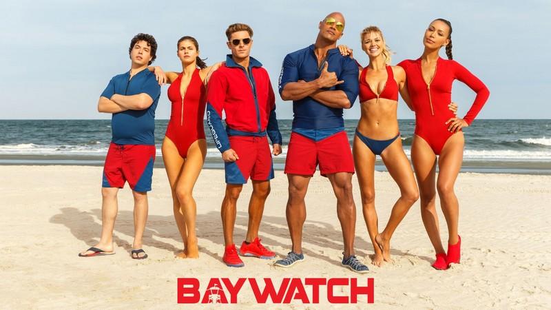 Baywatch (Svibanj u kinima) [St]
