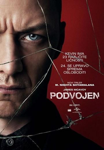 Podvojen (Split, 2017) [poster]