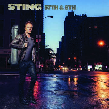 Sting - 57th & 9th (2016) [cover]