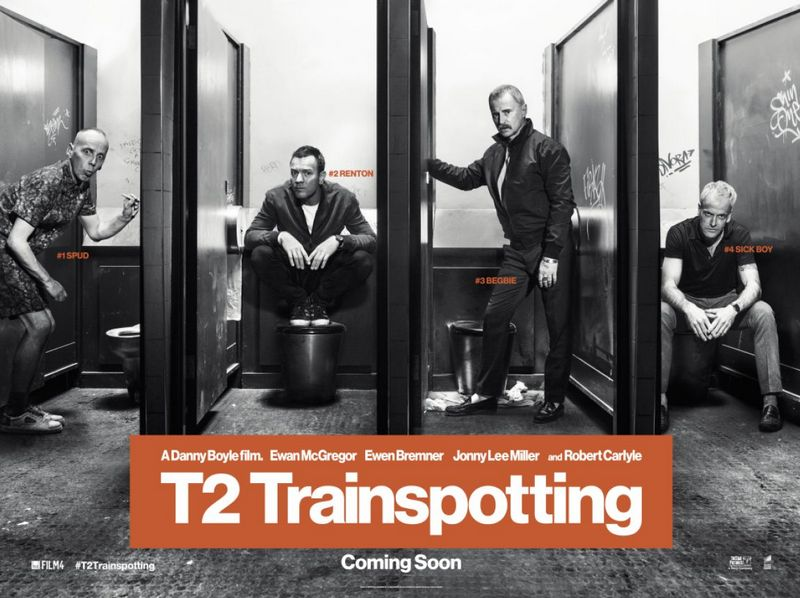 T2 Trainspotting (Drugi trailer) [St]