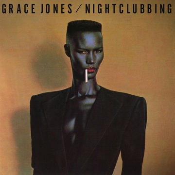Grace Jones - Nightclubbing (1982) [cover]