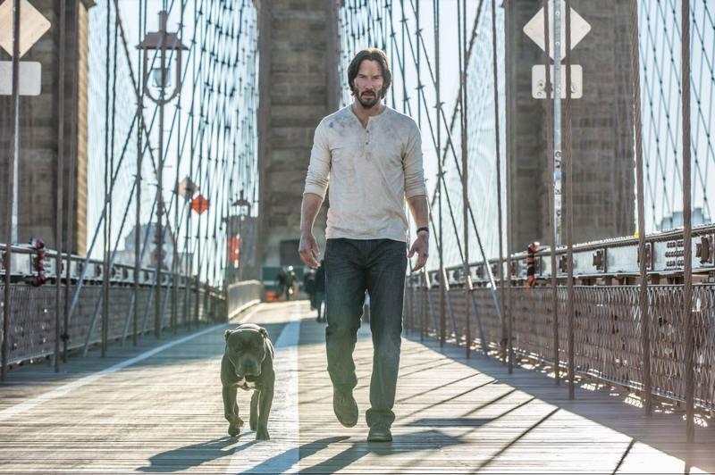 John Wick 2 (Prvi trailer) [St 1]