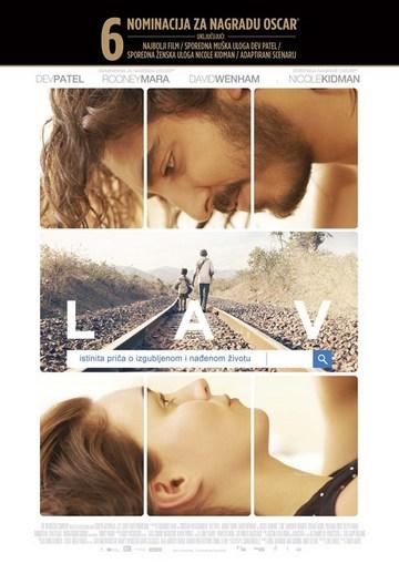 Lav (Lion, 2016) [poster]