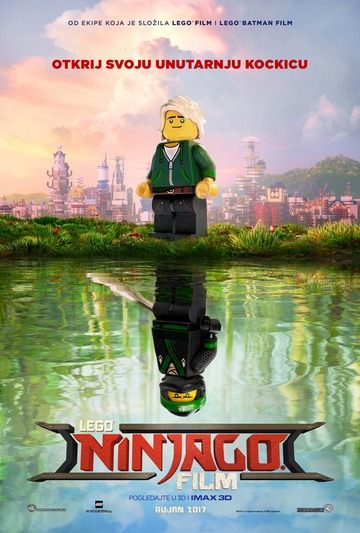 Lego Ninjago Film (Trailer i poster) [poster]