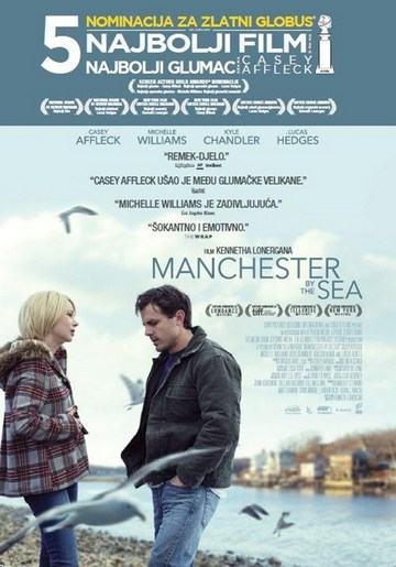 Manchester By The Sea (2017) [poster]
