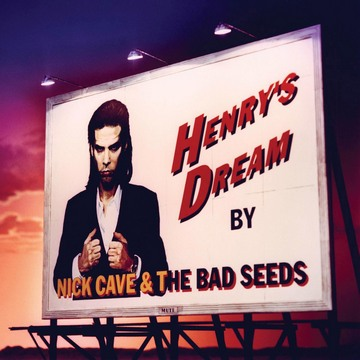Nick Cave - Henry's Dream (1992) [cover]