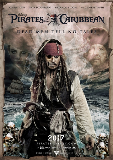 Pirates Of The Caribbean - Dead Men Tell No Tales (Trailer) [poster]