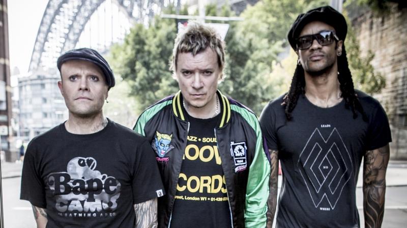 Prodigy Press Shots, Australia 2015
