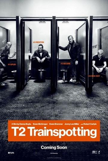 T2 Trainspotting (2017) [poster]