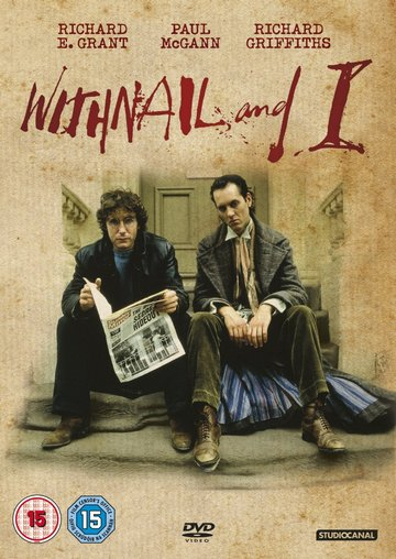Withnail i ja (Withnail And I, 1987) [cover]