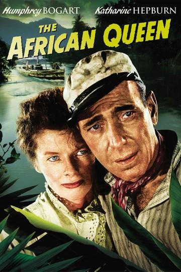 Afrička kraljica (African Queen, 1958) [cover]