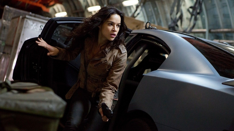 Alita Battle Angel (Michelle Rodriguez kao Gelda) [St]