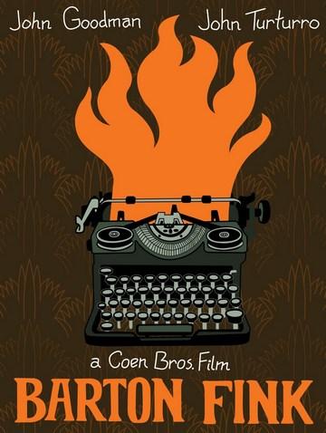 Barton Fink (1991) [poster]