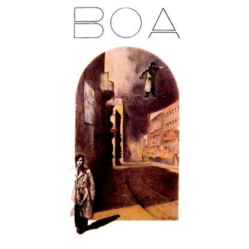 Boa - Boa (1981) [cover]