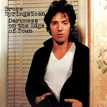 Bruce Springsteen - Darkness On The Edge Of Town (1978) [cover]