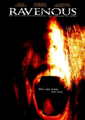 Grabežljivci (Ravenous, 1999) [cover]