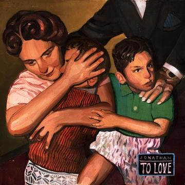 Jonathan (To Love... Allison, 2017) [cover]