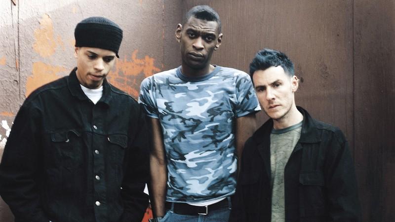 Massive Attack - Blue Lines (1991) [St]