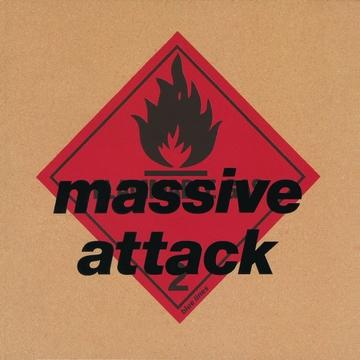 Massive Attack - Blue Lines (1991) [cover]
