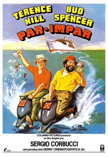 Par-nepar (Odds and Evens, 1978) [poster]