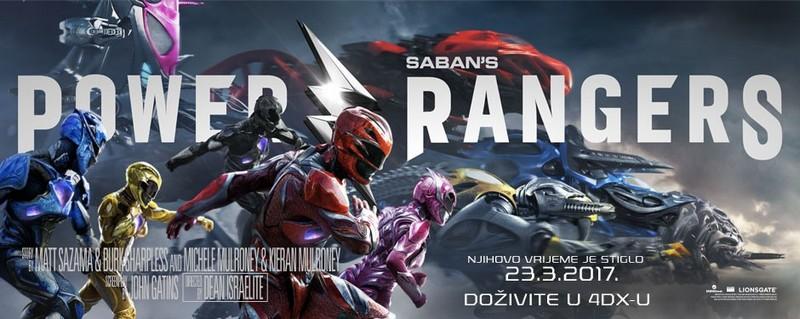 Power Rangers (u kinima) [St1]