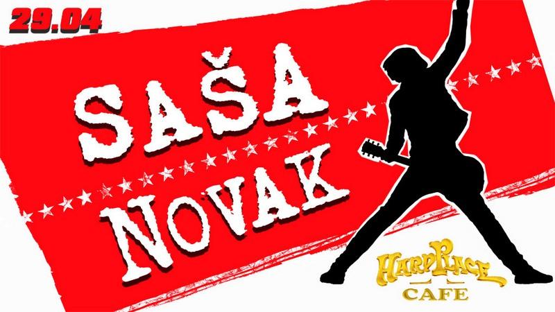 Saša Novak (Morgen single, koncert u Hardu [St]