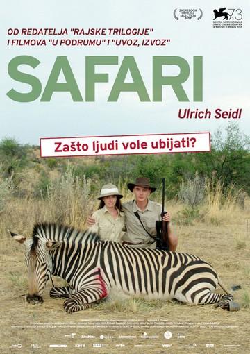 Safari (21.3. u kinima) [poster]