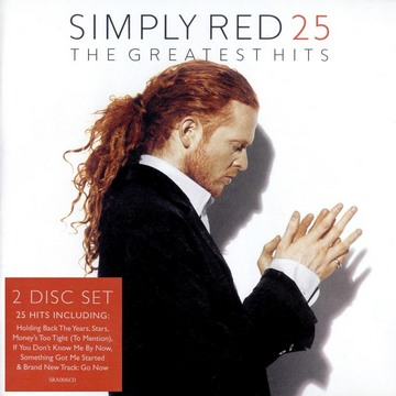 Simply Red - 25 Greatest Hits (2008) [cover]