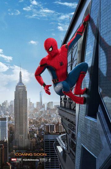 Spider-Man Povratak kući (prvi plakat i trailer) [poster]
