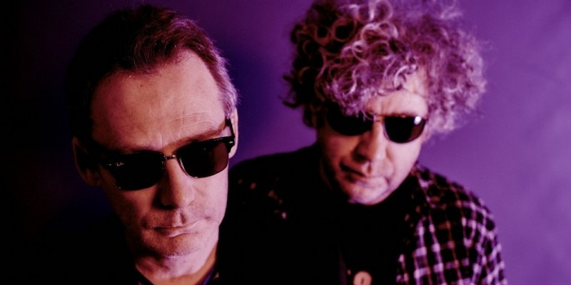 The Jesus And Mary Chain (Damage And Joy, 2017) [St]