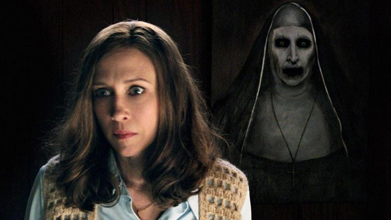 The Nun (Prizivanja spinoff, poznat redatelj) [St]