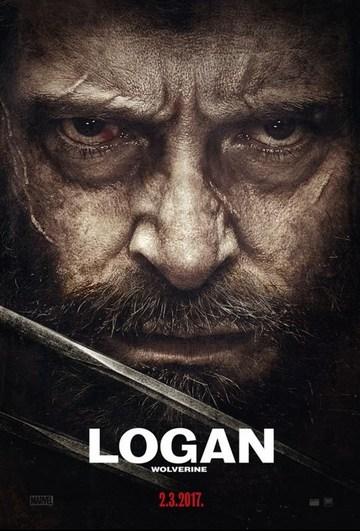 Wolverine Logan (Logan, 2017) [poster]