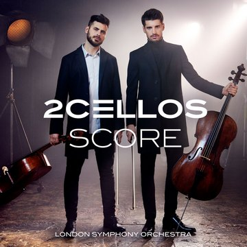 2Cellos (album Score objavljen) [cover]