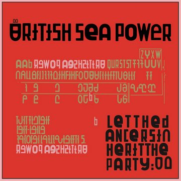 British Sea Power (Let The Dancers Inherit The Party, objavljen) [cover]
