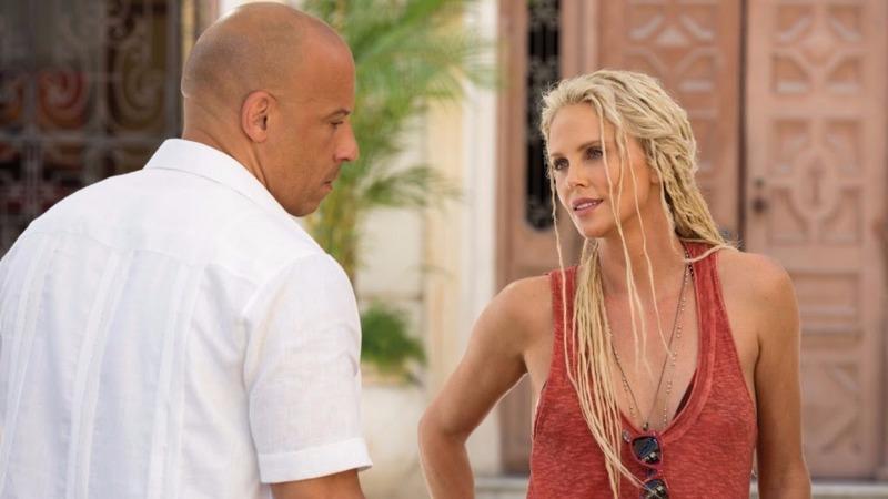 Brzi i žestoki 8: Vin Diesel i Charlize Theron