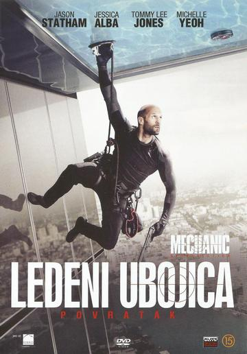 Ledeni ubojica Povratak (Mechanic Resurrection, 2016) [cover]