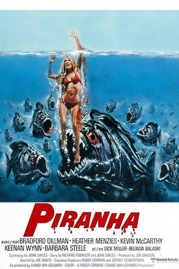 Pirana (Piranha, 1978) [poster]